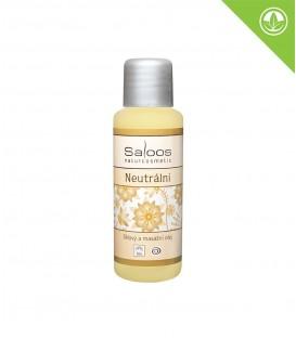 SALOOS Bio tělový a masážní olej - Neutrální