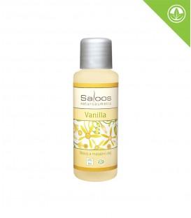 SALOOS Bio tělový a masážní olej - Vanilla