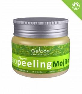 SALOOS Bio tělový peeling - Mojito
