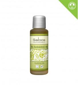 SALOOS Bio Avokádový olej