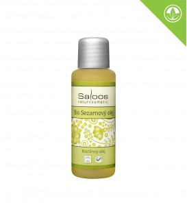 SALOOS Bio Sezamový olej