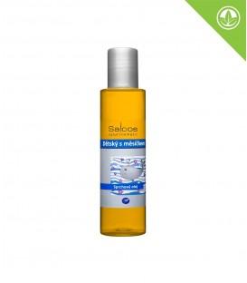 SALOOS Sprchový olej - Dětský s měsíčkem