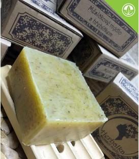 Herbalka - Měsíčkové mýdlo s hřebíčkem