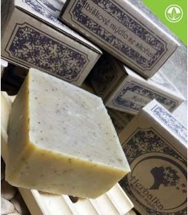 Herbalka - Ibiškové mýdlo se skořicí