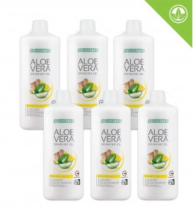 LR Aloe Vera Drinking Gel Immune Plus Série 6ks