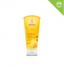 Weleda - Měsíčkový dětský šampón