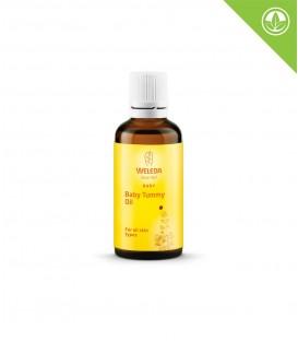 Weleda - Olej na masáž bříška kojence