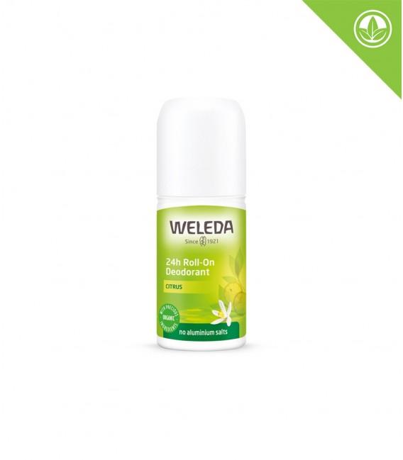 Weleda - Citrus 24h Deo Roll-On