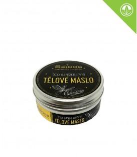 SALOOS - Šlehané bio arganové máslo