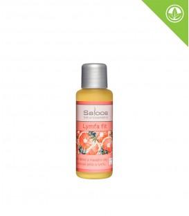 SALOOS - Bio tělový olej Lymfa fit
