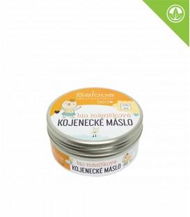 SALOOS - Šlehané bio měsíčkové kojenecké máslo