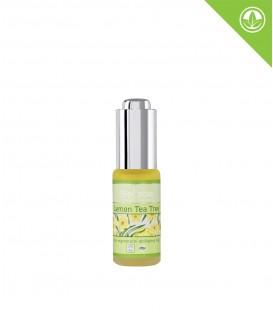 SALOOS Bio regenerační obličejový olej - Lemon Tea Tree
