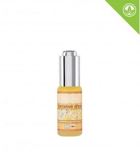 SALOOS Bio regenerační obličejový olej - Santalové dřevo
