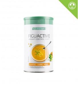Figu Active Zeleninová kari polévka India