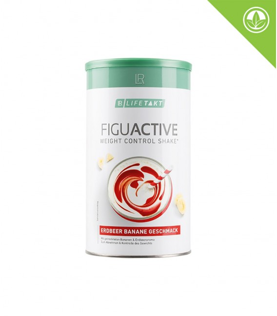 Figu Active Koktejl Jahoda-Banán