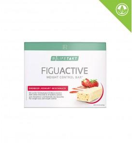 Figu Active Tyčinka s jahodami a jogurtem