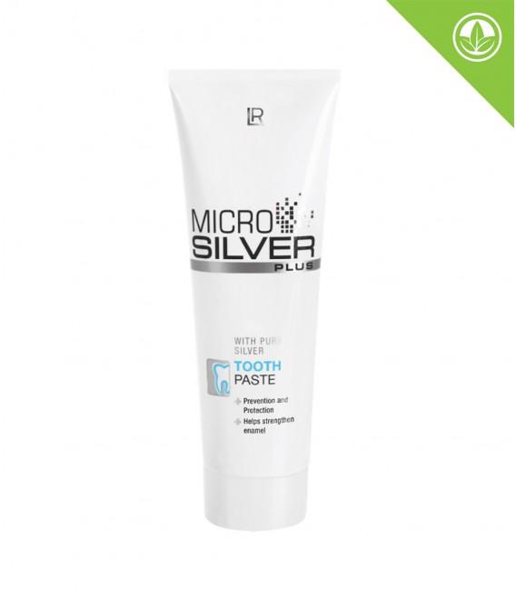 Microsilver Plus Zubní pasta