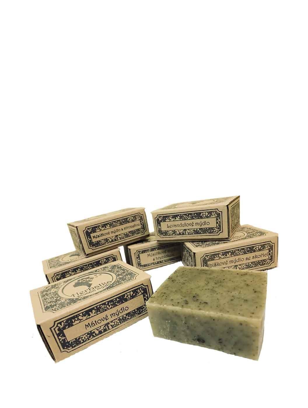 Herbalka - Šampónová mýdla